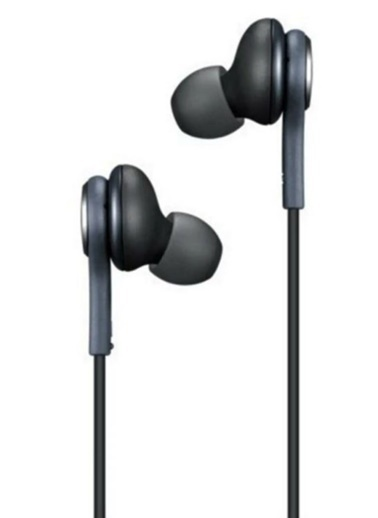Samsung Samsung S8 S8+ S9 Mikrofonlu Kulaklık akg002 Siyah